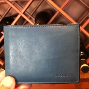 2096486b Men's Coach Wallet on Poshmark